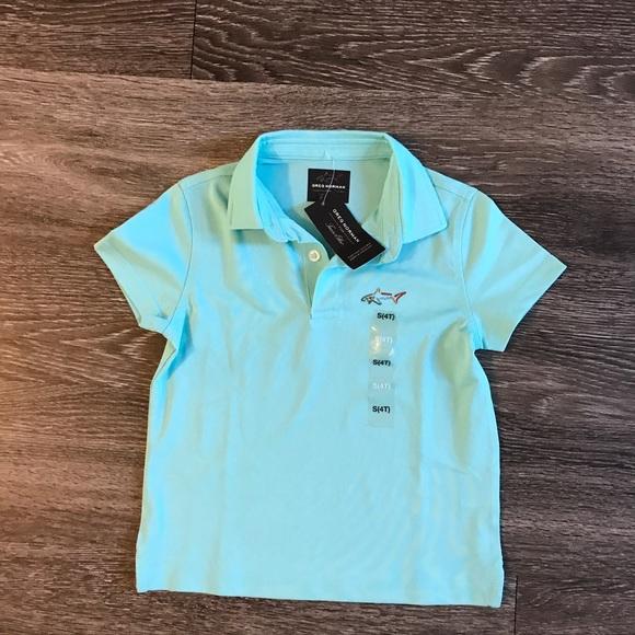 b9f1f500 Greg Norman Collection Shirts & Tops | Greg Norman Boys Polo Shirts ...